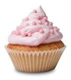 Gâteau avec le givrage Images stock