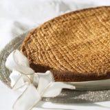 Gâteau breton photographie stock