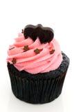 Gâteau coloré de cuvette Photos libres de droits