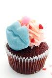 Gâteau coloré de cuvette Images stock