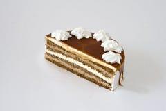 Gâteau crème appétissant Image stock