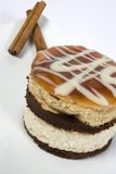 Gâteau délicieux Photo libre de droits