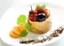 gâteau délicieux Photographie stock libre de droits