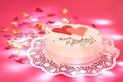 Gâteau délicieux Photo stock