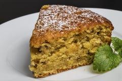Gâteau d'épice Image libre de droits