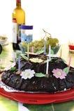 Gâteau d'été Image libre de droits