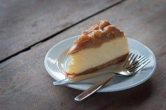 Gâteau d'amande images libres de droits