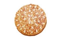 Gâteau d'amande Image stock