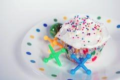 Gâteau d'amusement Photos stock