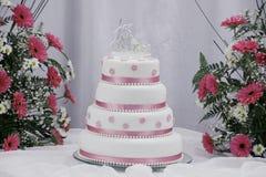 Gâteau d'anniversaire quinze ans photos libres de droits