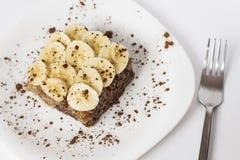 Gâteau d'avoine photos stock