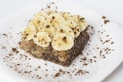 Gâteau d'avoine photo libre de droits