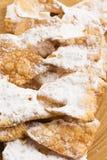 Gâteau d'entonnoir Photographie stock libre de droits