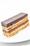 Gâteau d'opéra photos stock