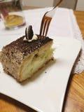 Gâteau d'Oreo images libres de droits