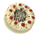 gâteau de baie Photos stock