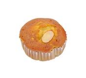 Gâteau de banane Photographie stock