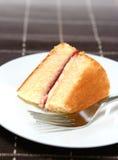 Gâteau de beurre de Delicous Image stock