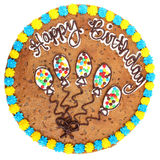 Gâteau de biscuit Photographie stock