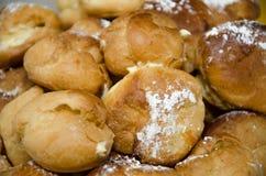 Gâteau de brassage Photos libres de droits