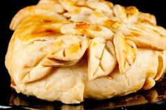 Gâteau de brie de fromage de spécialité photo stock