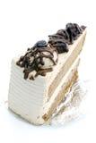 Gâteau de café Images libres de droits