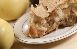 Gâteau de Charlotte Photographie stock libre de droits