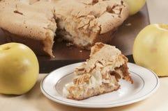 Gâteau de Charlotte Photographie stock