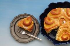 Gâteau de Chinois Alsacien Photos stock