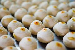 Gâteau de chinois traditionnel de casse-croûte Photos stock
