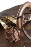 Gâteau de Choco Photographie stock