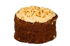 Gâteau de chocolat. Photographie stock libre de droits
