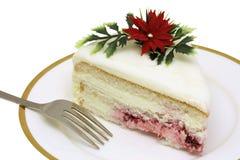 Gâteau de couche Photographie stock