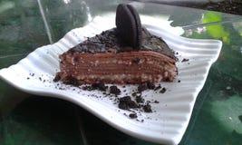 Gâteau de couche Images stock