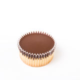 Gâteau de cuvette Image stock