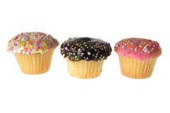 Gâteau de cuvette Images libres de droits