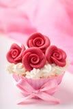 Gâteau de cuvette photo stock