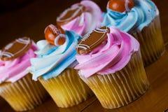 Gâteau de cuvette Images stock