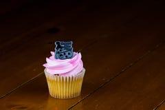 Gâteau de cuvette Photo libre de droits