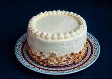 Gâteau de ` de Colibri de ` Photos libres de droits