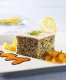 Gâteau de feuilleté Images stock