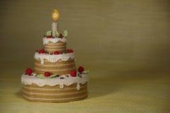 Gâteau de filé image stock
