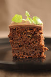 Gâteau de fond de betterave rouge Photo stock