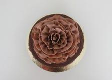 Gâteau de forêt noire Image stock