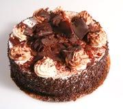 Gâteau de forêt noire photo libre de droits