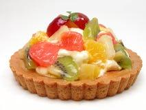 Gâteau de fruits Images libres de droits