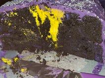 Gâteau de galaxie image libre de droits