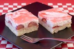 Gâteau de gelée Image libre de droits