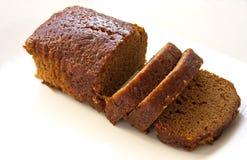Gâteau de gingembre image libre de droits
