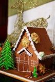 Gâteau de gingembre pour la fête de Noël au Vietnam photo libre de droits